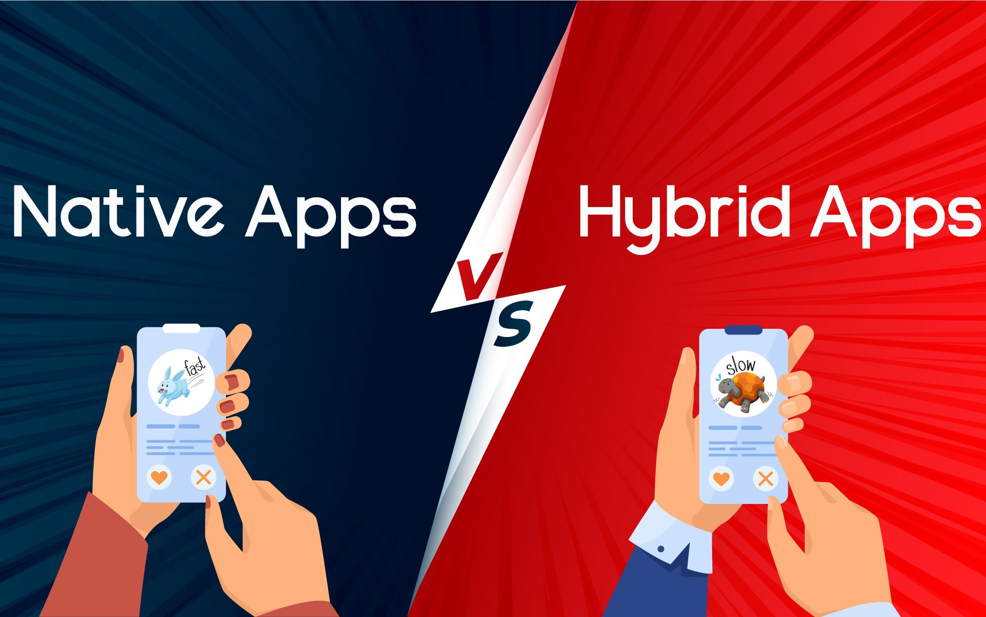 Native vs Hybrid application | Difference | Pros & Cons | Security